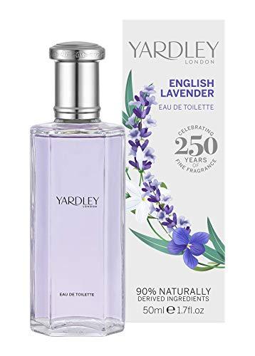 YARDLEY English Eau de Toilette Lavande 50 ml