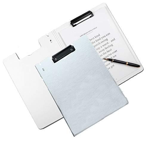 Cartella appunti file Langtor plastica faesite Appunti Arch copertura cartella appunti, Clip A4 Lettera di formato standard Nero