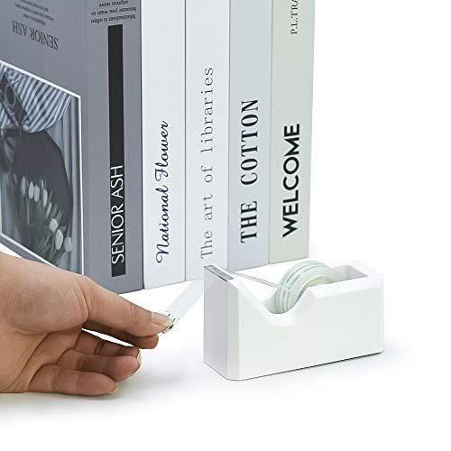 Stapler with 1000 Staples-Plier Stapler Save 60% Power,Good for Stapling at Home School or Warehouse (White Stapler Suit) Photo #3