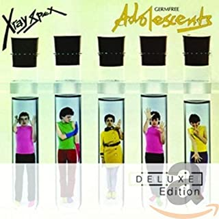 Germ Free Adolescents: Deluxe Edition