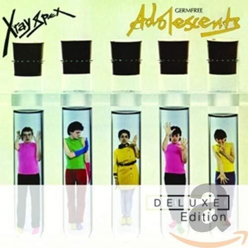 Germ Free Adolescents (Deluxe Edition)