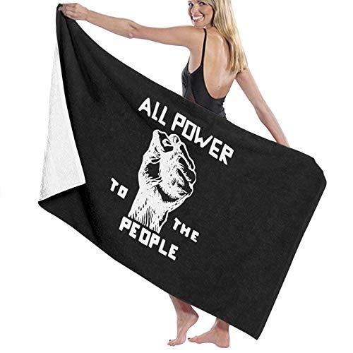 URANDM Events Calendar Microfiber Beach Towel (52 X 32) -Highly Absorbent, Quick Dry Lightweight Towels Blanket for Sports Travel Pool Swimming Beach Gym Bath