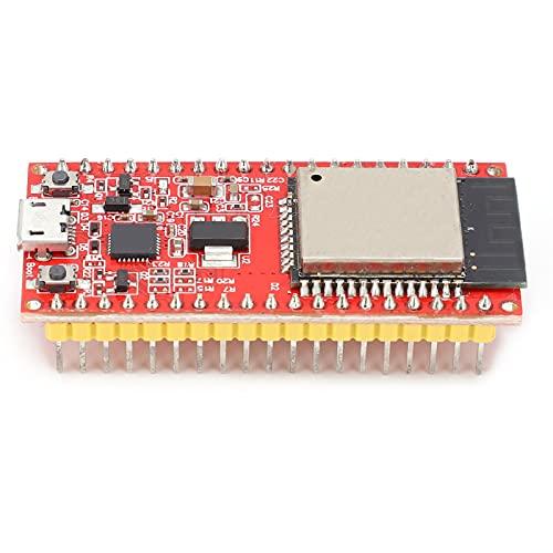 Placa de Desarrollo ESP32 Core 2.4GHz Wireless WiFi Bluetooth Microcontrolador de Modo Dual, Placa de Desarrollo ESP32