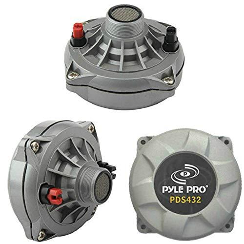 Pyle PDS432 PDS 432 Driver Treiber Tweeter 250 watt rms 500 watt max Angriff von von 1