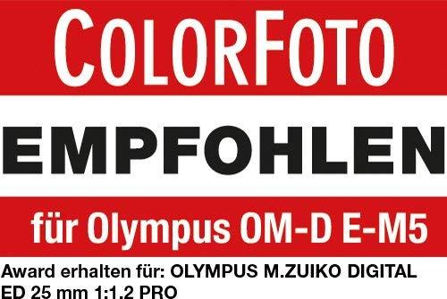 オリンパス『M.ZUIKODIGITALED25mmF1.2PRO』