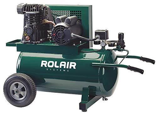 Air Compressor, 1.5 HP, 115VAC, 135 psi