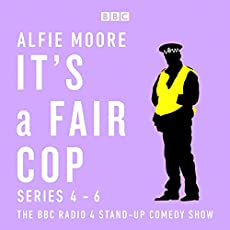 Alfie Moore: It's A Fair Cop - Series 4 - 6