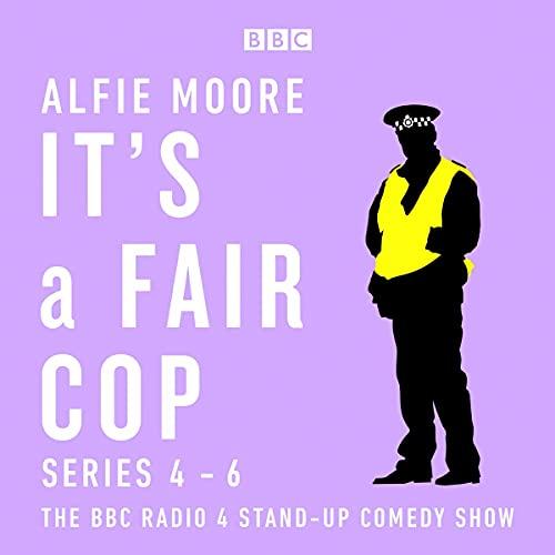 It's a Fair Cop: Series 4-6 cover art