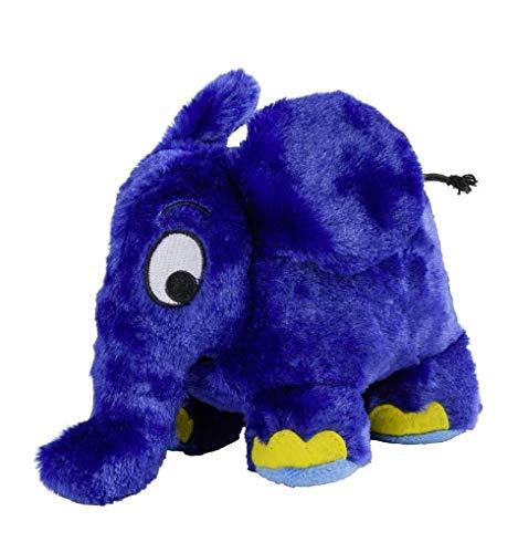 warmies blauer Elefant Stofftier mit LavendelFüllung blau 859459