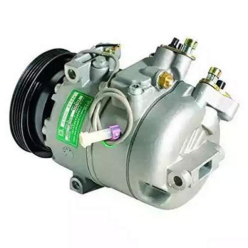 Compressore climatizzatore aria condizionata 9145374929579 EcommerceParts per costruttore: GENUINE, ID compressore: 7SBU16C, Puleggia-Ø: 120 mm, N° alette: 4, Tensione: 12 V #fg