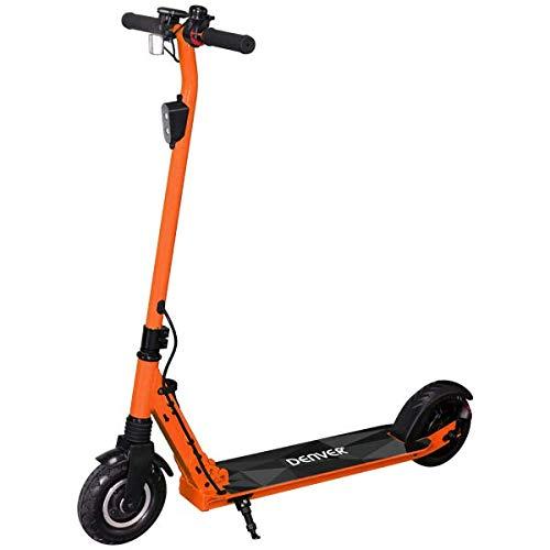 Denver Sco-80130 Orange Elektroroller, 300W