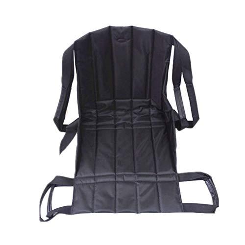 YAMEIJIA Älterer Überführungsgürtel, Ganzkörperlift-Überführungsgurt für ältere Menschen Handicap-Patient, Notevakuierung Rollstuhl-Sicherheitsgurtschlinge