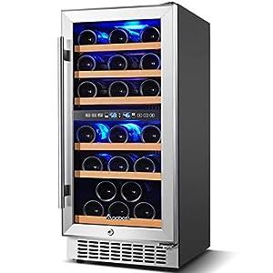 AobosiWine Cooler Dual Zone