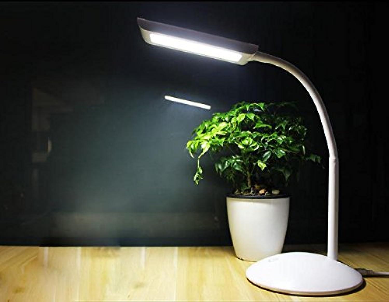 SHIQUNC SHIQUNC SHIQUNC Schwanenhals LED Tischleuchte, Flexible Helligkeit, Leselampe, Touch Sensor Control B07P6P7CRC | Meistverkaufte weltweit  841b5a