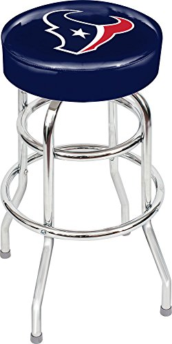 Imperial Officially Licensed NFL Furniture: Swivel Seat Bar Stool, Houston Texans