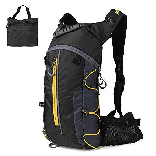 Walmeck- Bolsa de vejiga de Agua para Bicicleta 2L Bolsa de hidratación para Ciclismo Deportes al Aire Libre Senderismo Bolsa de Agua