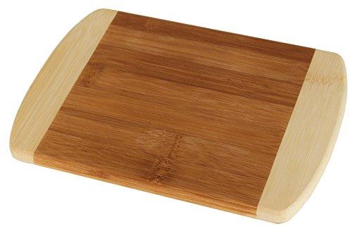 Totally Bamboo BA201289 Tagliere Bicolore, 20 X 15 cm