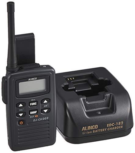 ALINCO 特定小電力トランシーバー DJ-CH202M(ミドルアンテナ)