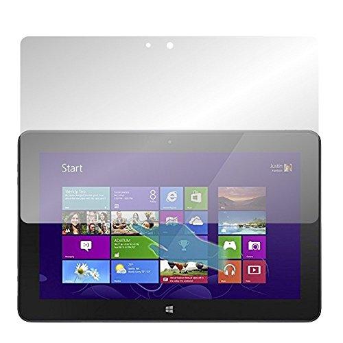Slabo 2 x Bildschirmschutzfolie für Dell Venue 11 Pro Bildschirmschutz Schutzfolie Folie Crystal Clear KLAR