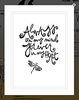 Von.G Art: Original Saying/Quote