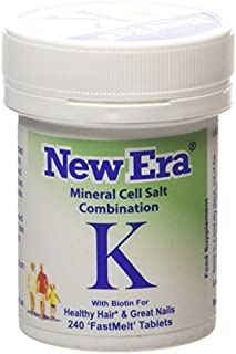 New Era Combination K Tablets - Pack of 240 by New Era