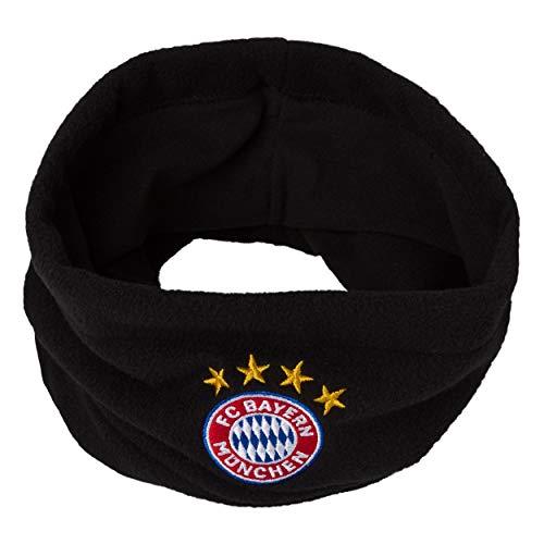 Bayern München Fleece Snood/Schlauchschal - Plus Gratis Aufkleber Forever München
