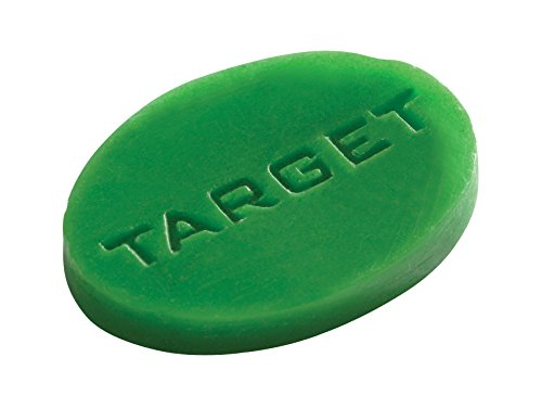 Target Darts Grip Wax For Fingers Lime Green