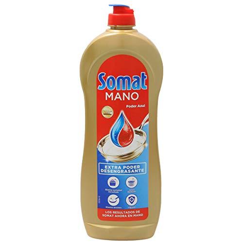 Somat Mano Poder Azul Extra Desengrasante - 650 ml