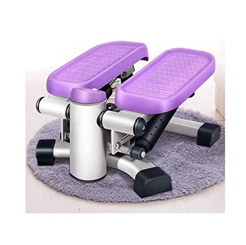 Poncho Desk Multi-funcional Twist Stepping Machine Stepping Equipos de aptitud física compactos silenciosos STEP MÁQUINA ELIPTICAL CON MONITOR DE PANTALLA DE PEDAL ANTALIZADO Y RESISTENCIA AJUSTABLE