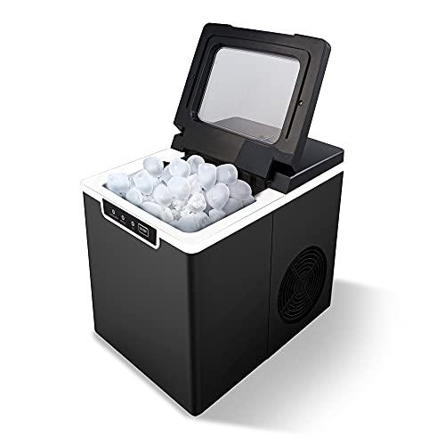 BluMill Machine à glaçons 12 kg de glaçons, fabrication rapide