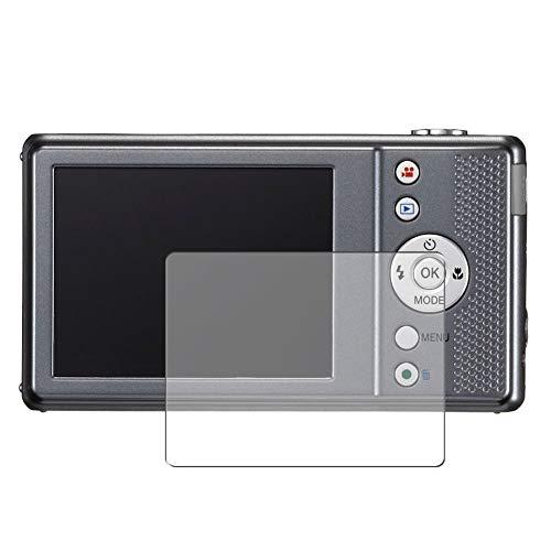Vaxson 3 Stück Schutzfolie, kompatibel mit RICOH PENTAX Digital Camera Optio VS20, Displayschutzfolie TPU Folie [nicht Panzerglas]