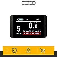 電動自転車24/36 / 48VインテリジェントKT-LCD8HカラフルディスプレイE-バイクLCDコントロールパネルSM/防水プラグアクセサリー (24-48V SM Plug)