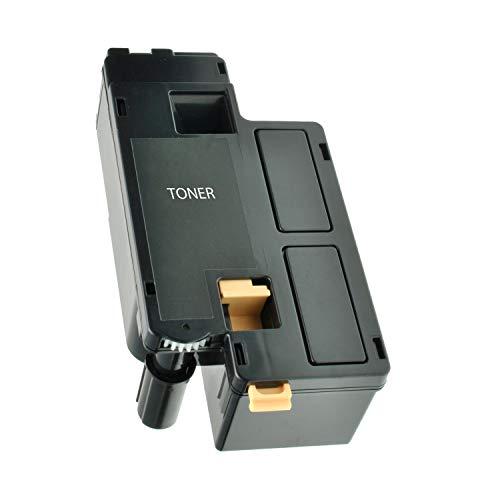 Logic-Seek Toner kompatibel für Dell C1760 NW 1250 C 1350 1355 CNW 1765 NFW - 59311140 - Schwarz 2000 Seiten