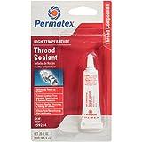 Permatex 59214 High Temperature Thread Sealant, 6 ml Tube, Pack of 1