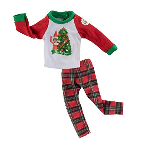 Claus Couture Collection Festive Flannel PJ's