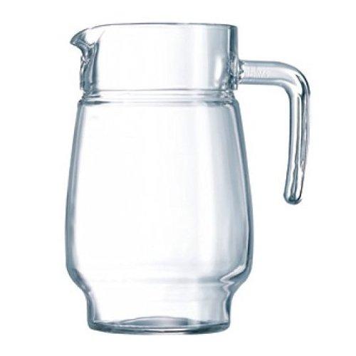 Broc/Carafe à décanter Arcoroc Tivoli 1,6 litre de vin de l'eau de boisson milk shakes