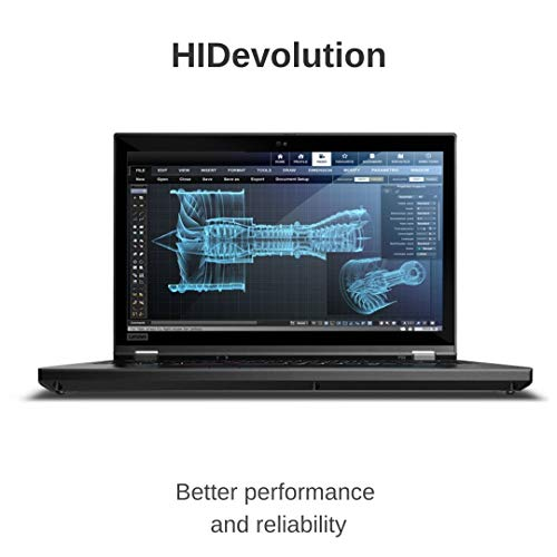 Lowest Price! HIDevolution ThinkPad P53 15.6 FHD IPS | 2.6 GHz i7-9850H, Quadro T1000, 16GB 2666MHz...