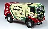 para DAF camión para Van den Darka Rally 2012 63762 1/50 DIECAST MODELO COCHE ACABADO CAMIÓN