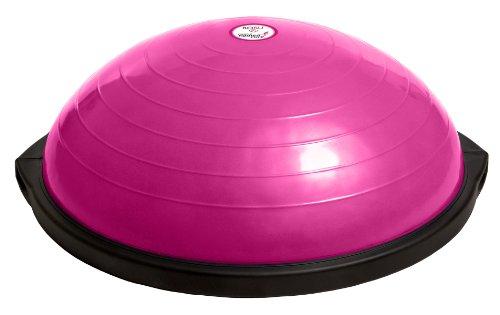 BOSU Ball Balancetrainer Home ø 65 cm, inkl. 2 DVDs