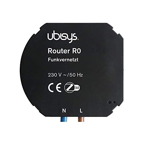 Router R0, Smart Home.