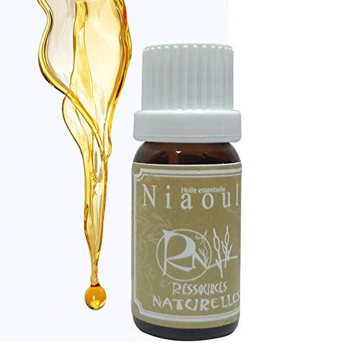 Ressources Naturelles Aceite Esencial Ml, Niaouli, 10 Mililitro
