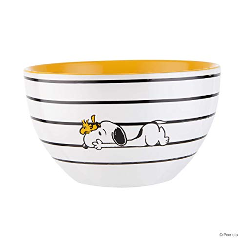 Butlers PEANUTS Schale Snoopy Streifen 600ml