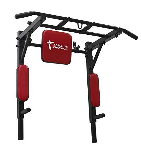 Power STM–Sport | Klimmzugstange 250 Kg | Pull Up Bar/Chin Up Bar | Multifunktional | Dip Station | Home Gym | Workout | Sportgerät | Fitness Geräte | Klimmzug Stangen