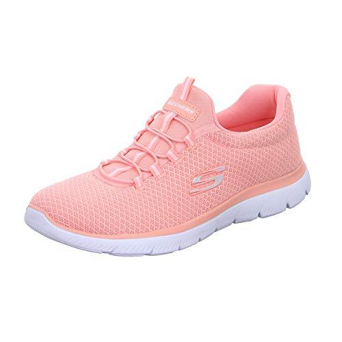 Skechers Damen 12980-PNK_39 Sneakers, pink, EU