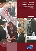Delta Business Communication Skills: Meetings B1-B2: Coursebook with Audio CD