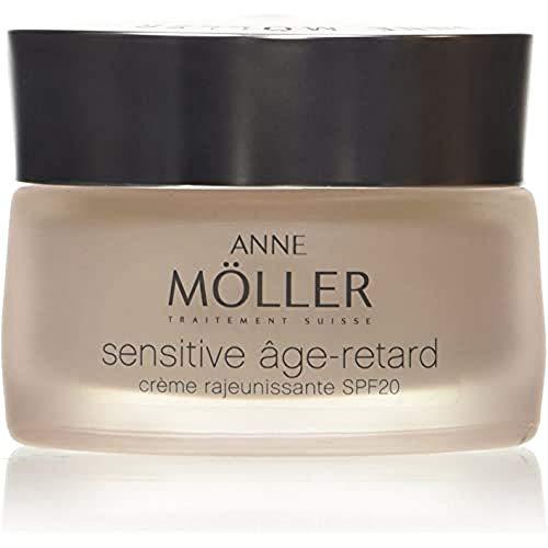 Anne Moller Sensitive Âge Retard Crème SPF20 Pm Tratamiento Facial - 50 ml