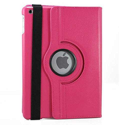 RZL PAD & TAB cases For IPad Pro 11 2020 IPad Pro 12.9 2020, 360 Rotating Cover for IPad 6th 7th Generation Air 2 10.2 2019 (Color : Rose Red, Size : For iPad Pro 11 2020)