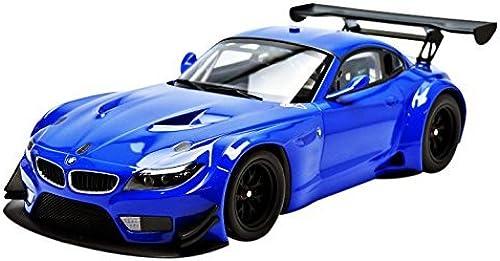 n ° 1 en línea Minichamps - 151122302 - - - Z4 GT3 de BMW - Calle 2012 - 1 18 Escala - azul  El nuevo outlet de marcas online.