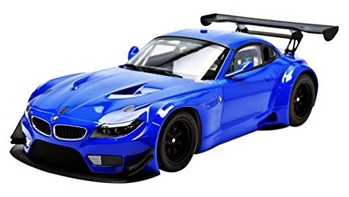 Minichamps Modellino Auto BMW Z4 Gt3 2012