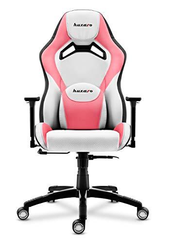 huzaro Force 7.3 Pink Silla para Videojuegos, Rosa, estándar